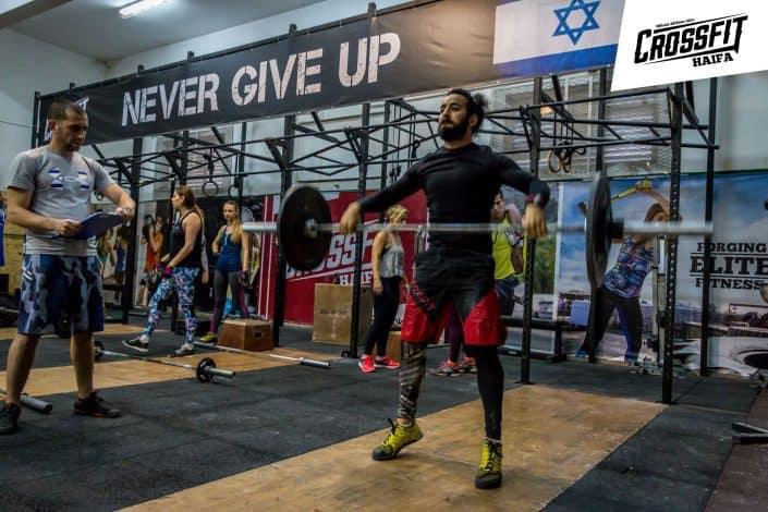 מתחרים ומתחילים עובדים ביחד בקרוספיט חיפה