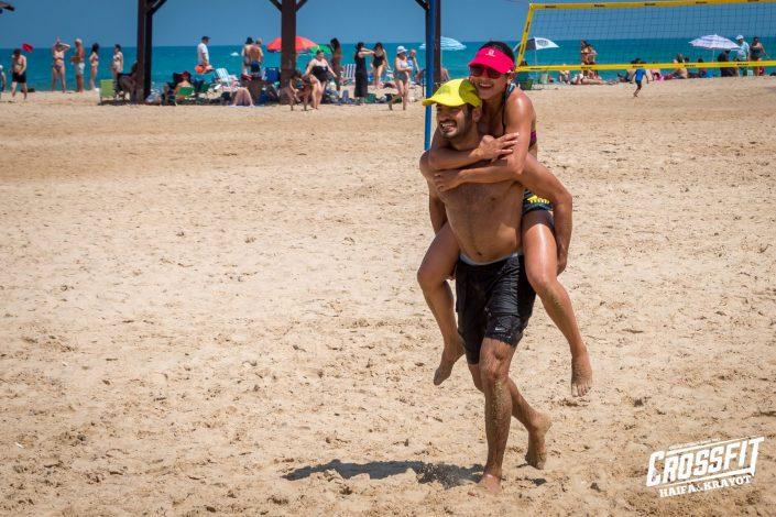 אימוני הזוגות הכי שווים בארץ בקרוספיט חיפה