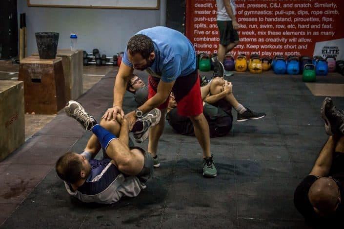 מתיחות וטווח תנועה בקרוספיט חיפה